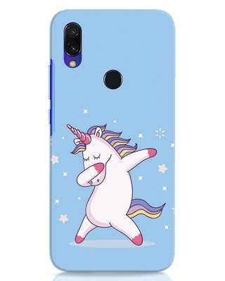 Shop Unicorn Xiaomi Redmi 7 Mobile Cover-Front