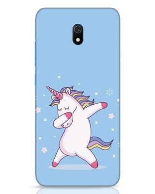 Shop Unicorn Xiaomi Redmi 8A Dual Mobile Cover-Front