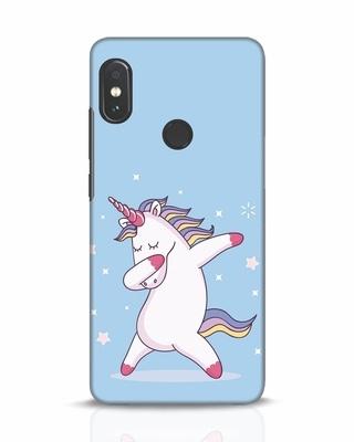 Shop Unicorn Xiaomi Redmi Note 5 Pro Mobile Cover-Front