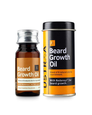 Shop Ustraa Beard Growth Oil - 35ml-Front