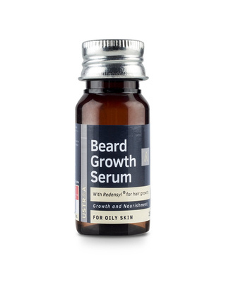 Shop Ustraa Beard Growth Serum for Oily Skin - 35ml-Front