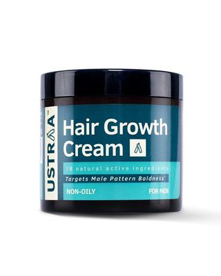 Shop Ustraa Hair Growth Cream - 100g-Front