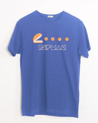 Shop Vada Pav Man Half Sleeve T-Shirt-Front