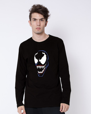 Buy Venom Full Sleeve T-Shirt (SPL) Online India @ Bewakoof.com