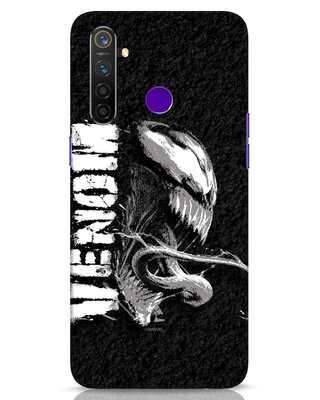 Shop Venom Grunge Realme 5 Pro Mobile Cover (SPL)-Front