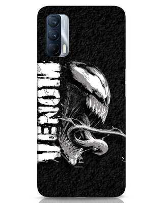 Shop Venom Grunge Realme X7 Mobile Cover (SPL)-Front