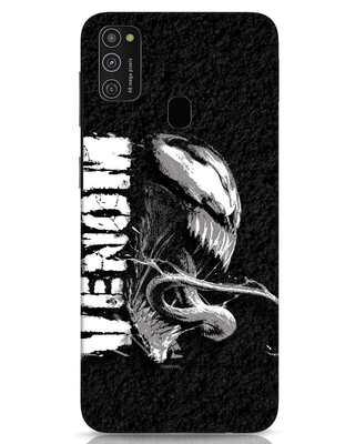 Shop Venom Grunge Samsung Galaxy M21 Mobile Cover (SPL)-Front