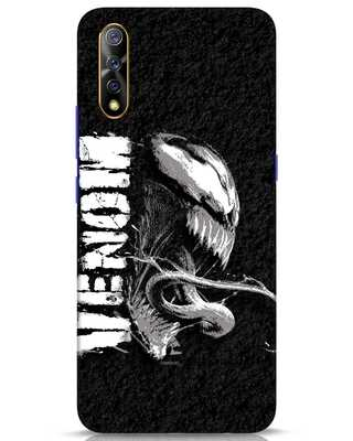 Shop Venom Grunge Vivo S1 Mobile Cover (SPL)-Front