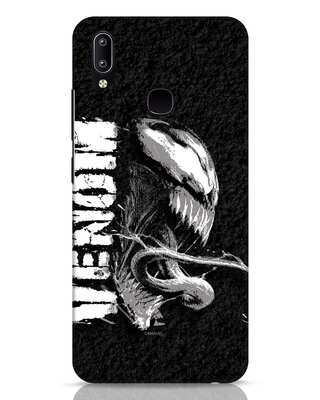 Shop Venom Grunge Vivo Y91 Mobile Cover (SPL)-Front