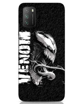 Shop Venom Grunge Xiaomi Poco M3 Mobile Cover (SPL)-Front