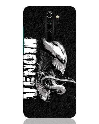 Shop Venom Grunge Xiaomi Redmi Note 8 Pro Mobile Cover (SPL)-Front