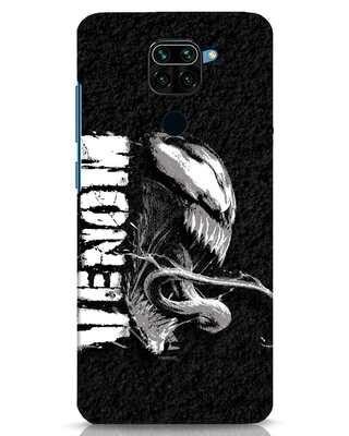 Shop Venom Grunge Xiaomi Redmi Note 9 Mobile Cover (SPL)-Front