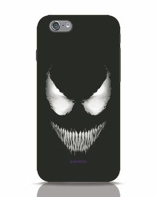 Shop Venom iPhone 6s Mobile Cover (SPL)-Front