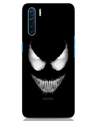 Shop Venom Oppo F15 Mobile Cover (SPL)-Front