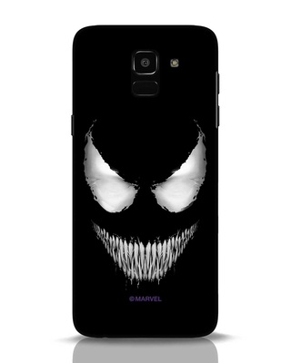 Shop Venom Samsung Galaxy J6 Mobile Cover (SPL)-Front