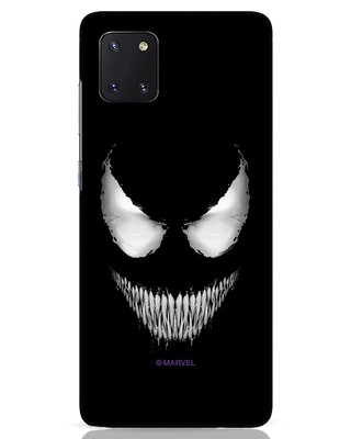 Shop Venom Samsung Galaxy Note 10 Lite Mobile Cover (SPL)-Front