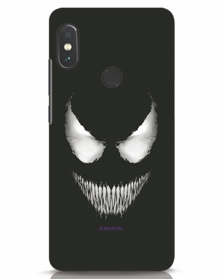 Shop Venom Xiaomi Redmi Note 5 Pro Mobile Cover (SPL)-Front