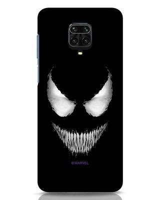 Shop Venom Xiaomi Redmi Note 9 Pro Max Mobile Cover (SPL)-Front
