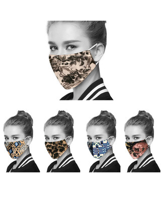 Shop Vivinkaa Pack of 5 - ARC Mask-Front