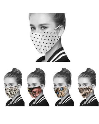 Shop Vivinkaa Pack of 5 - DAN Mask-Front