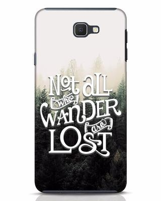Shop Wander Samsung Galaxy J7 Prime Mobile Cover-Front