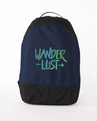 Shop Wanderlust Essential Mini Backpack-Front