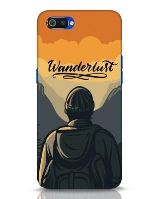 Shop Wanderlust Man Realme C2 Mobile Cover-Front