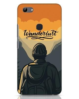Shop Wanderlust Man Vivo Y81 Mobile Cover-Front