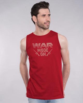 Shop War Mode On Vest-Front