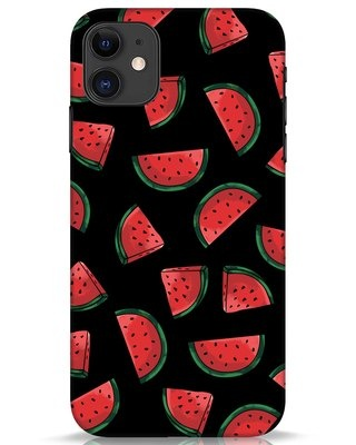 Shop Watermelons iPhone 11 Mobile Cover-Front