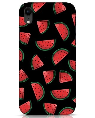 Shop Watermelons iPhone XR Mobile Cover-Front