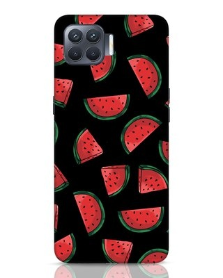Shop Watermelons Oppo F17 Pro Mobile Cover-Front