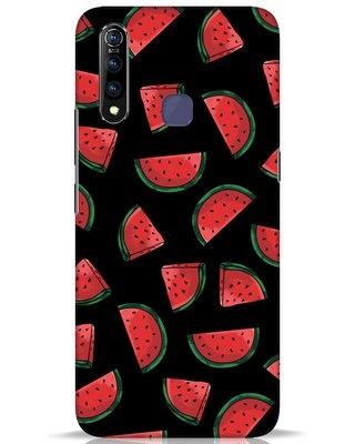 Shop Watermelons Vivo Z1 Pro Mobile Cover-Front