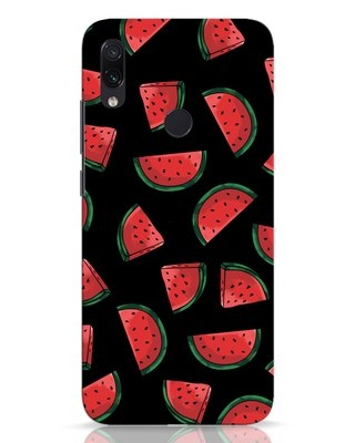 Shop Watermelons Xiaomi Redmi Note 7 Pro Mobile Cover-Front