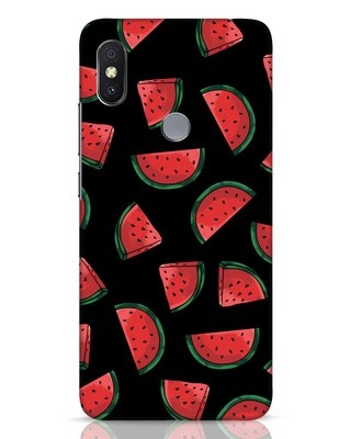Shop Watermelons Xiaomi Redmi Y2 Mobile Cover-Front