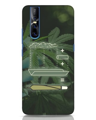 Shop Math Vivo V15 Pro Mobile Cover-Front