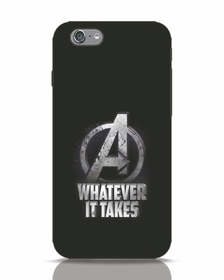 Shop Whatever It Takes iPhone 6 Mobile Cover-Front