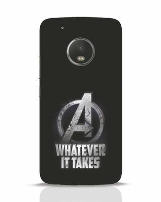 Shop Whatever It Takes Moto G5 Plus Mobile Cover-Front