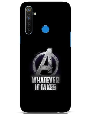 Shop Whatever It Takes Realme 5 Mobile Cover-Front