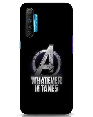 Shop Whatever It Takes Realme XT Mobile Cover-Front