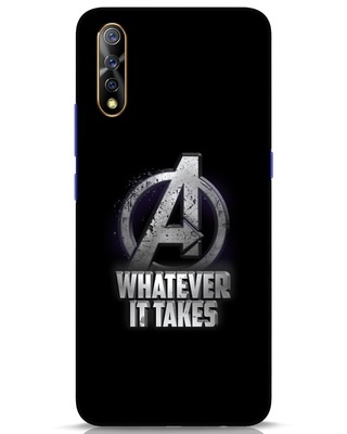Shop Whatever It Takes Vivo S1 Mobile Cover-Front
