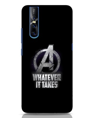 Shop Whatever It Takes Vivo V15 Pro Mobile Cover-Front