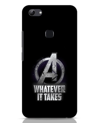 Shop Whatever It Takes Vivo Y83 Mobile Cover-Front