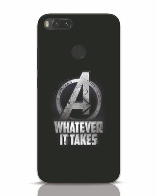 Shop Whatever It Takes Xiaomi Mi A1 Mobile Cover-Front