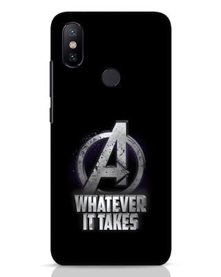 Shop Whatever It Takes Xiaomi Mi A2 Mobile Cover-Front