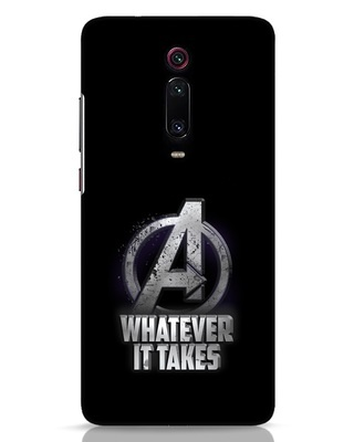Shop Whatever It Takes Xiaomi Redmi K20 Mobile Cover-Front