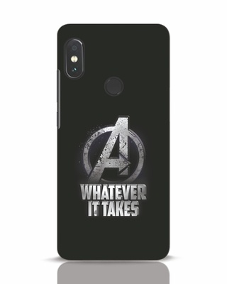 Shop Whatever It Takes Xiaomi Redmi Note 5 Pro Mobile Cover-Front