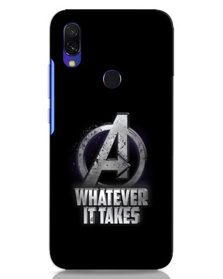 Shop Whatever It Takes Xiaomi Redmi Y3 Mobile Cover-Front