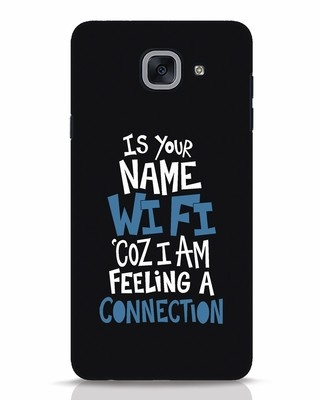 Shop Wi Fi Samsung Galaxy J7 Max Mobile Cover-Front