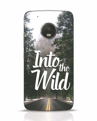 Shop Wild Road Moto G5 Plus Mobile Cover-Front